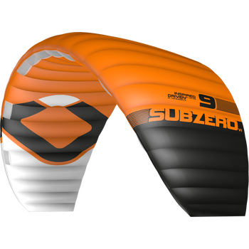 Ozone Subzero V1 Kite Only 9m², Orange