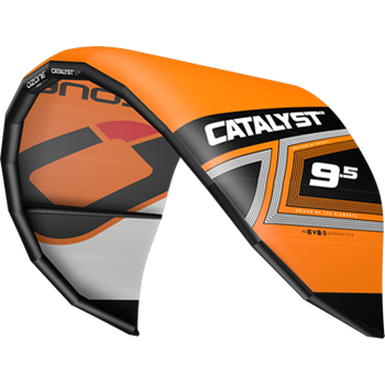 Ozone Catalyst V2 Kite Only 11m², Orange